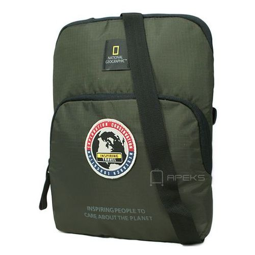 "National geographic explorer torba na ramię / saszetka / tablet do 10"" / n01112.11 - khaki"