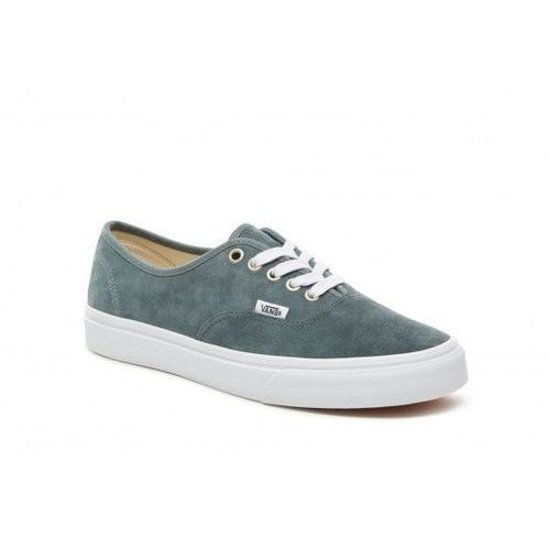 BUTY VANS AUTHENTIC PIG SUEDE STORMY WEATHER/TRUE WHITE ROZMIAR 42/27CM