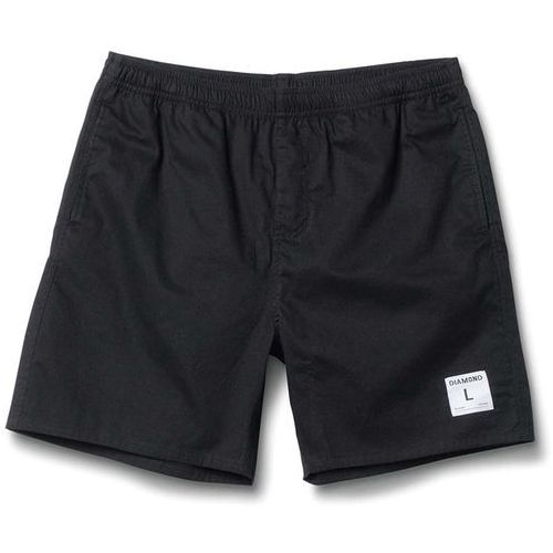 Szorty - dugout shorts black (black), Diamond