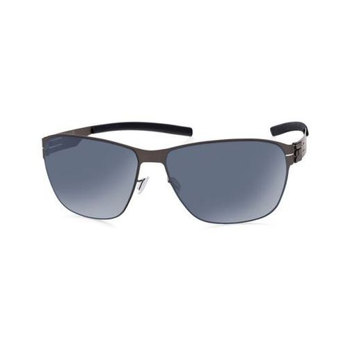 Okulary słoneczne m1359 robert h. polarized graphite - moonlight mirrored marki Ic! berlin