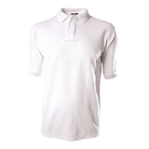 Polo BlackHawk Tactictal Cotton Polo Shirt, Pique, uniseks, material 100% cotton, krótki rękaw. - white, bawełna