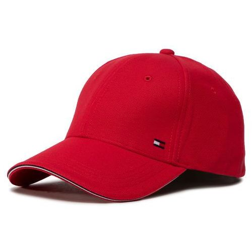 Czapka z daszkiem - elevated corporate cap am0am05763 xbe marki Tommy hilfiger