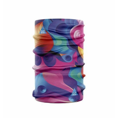 Humboo -komin multi functional scarf 125g sc.04 colour waves