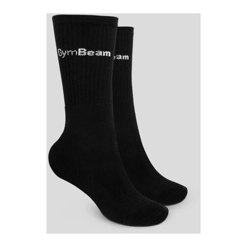 skarpety 3/4 socks 3pack black marki Gymbeam