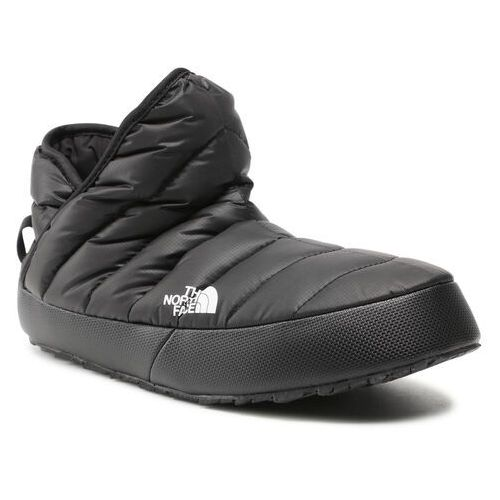 Kapcie THE NORTH FACE - Thermoball Traction Bootie NF0A3MKHKY4 Tnf Black/Tnf White, w 8 rozmiarach