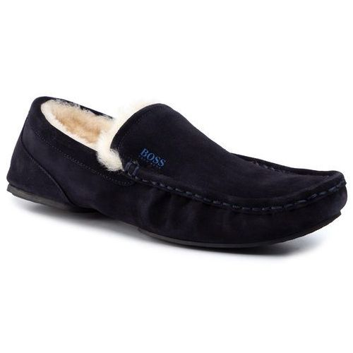 Kapcie BOSS - Relax 5042321 10223624 01 Dark Blue 401