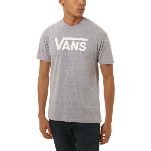 Vans Koszulka - vans classic heather athletic heather (ath) rozmiar: l