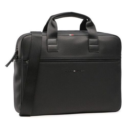 Torba na laptopa TOMMY HILFIGER - Essential Computer Bag AM0AM06475 BDS