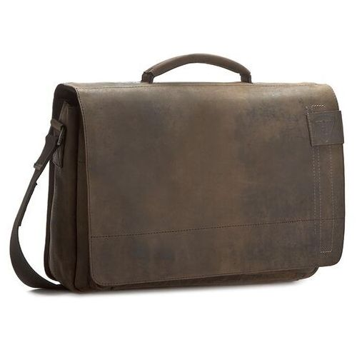 Torba na laptopa STRELLSON - Richmond 4010001261 Dark Brown 702