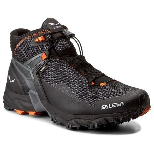 Trekkingi - ultra flex mid gtx gore-tex 64416-0926 black/holland 0926, Salewa, 40-46.5