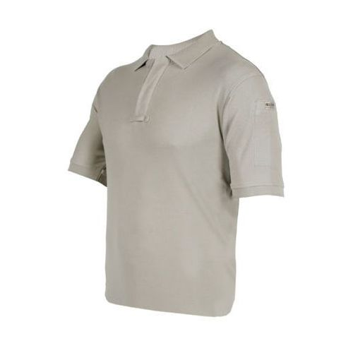 Blackhawk Polo tactictal cotton polo shirt, pique, uniseks, material 100% cotton, krótki rękaw. - heather gray
