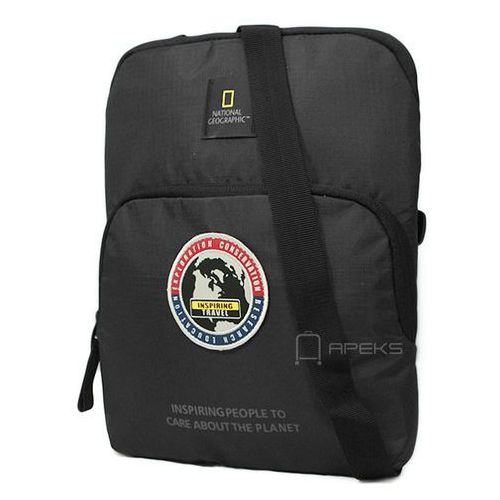 "National geographic explorer torba na ramię / saszetka / tablet do 10"" / n01112.06 - czarny"