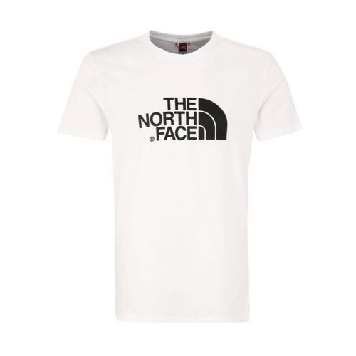 T-shirt easy nf0a2tx3fn4 biały regular fit marki The north face
