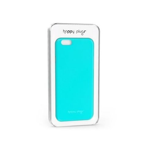 Happy plugs Opakowanie - ultra thin case iphone 6 turquoise (turquoise)
