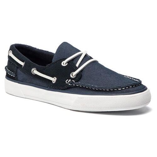 Półbuty HELLY HANSEN - Sandhaven Deck Shoe 11469-597.7 Navy/Off White/Alert Red, 40-46