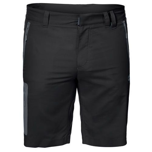 Spodenki active track shorts men black - 46 marki Jack wolfskin