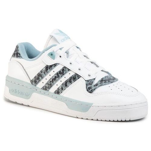 Adidas Buty - rivalry low eg7636 ftwwht/ashgre/ftwwht