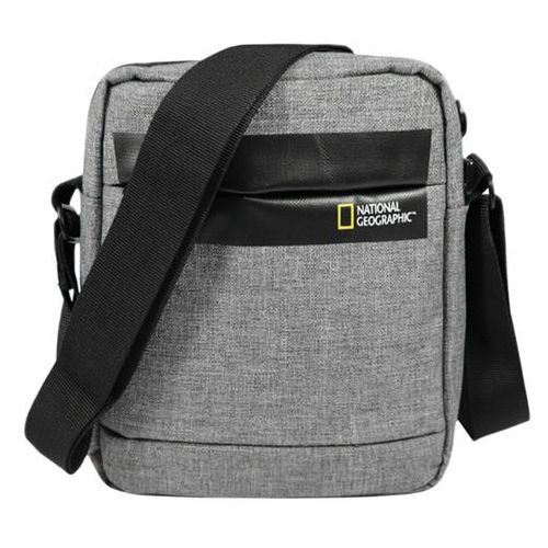 National geographic stream torba na ramię / saszetka / n13112 / szara - light grey (4006268624572)