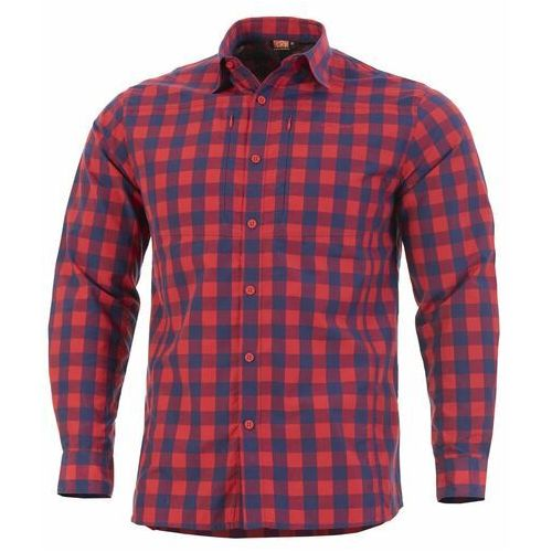 Koszula Pentagon QT Tactical, Red Checks (K02015-07RC) - red checks