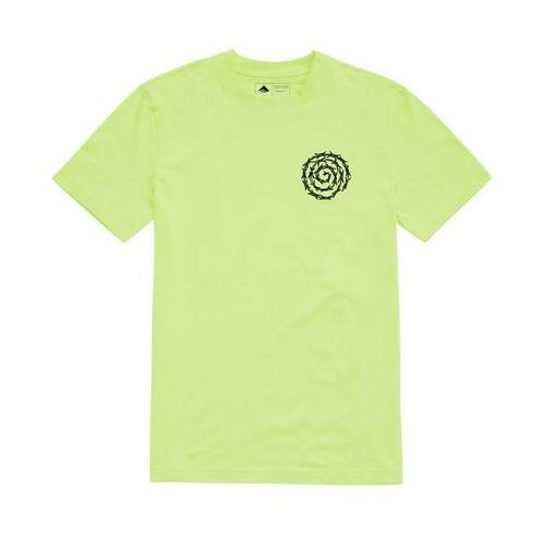 Emerica Koszulka - barbed s/s tee light green (331) rozmiar: xl