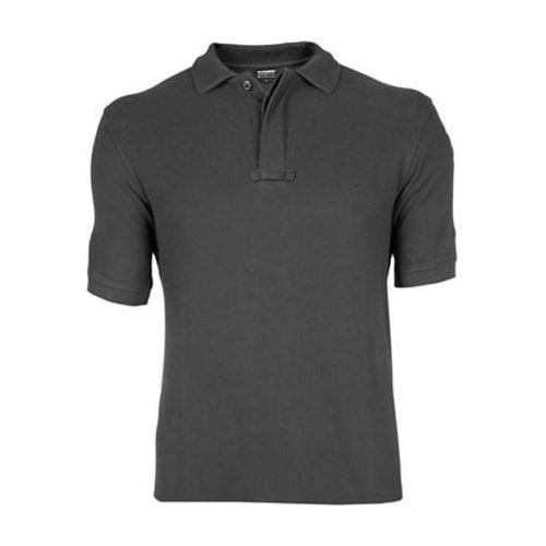 Polo tactictal cotton polo shirt, pique, uniseks, material 100% cotton, krótki rękaw. - black, Blackhawk