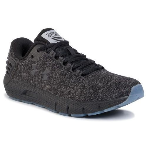 Under armour Buty - ua charged rouge twist ice 3022674-001 blk