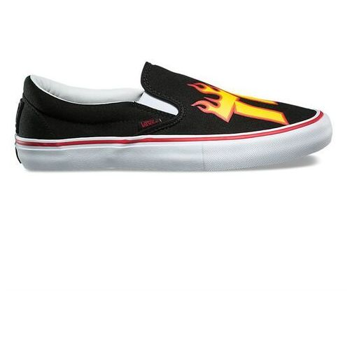 Buty - slip-on pro (thrasher) black (ote), Vans