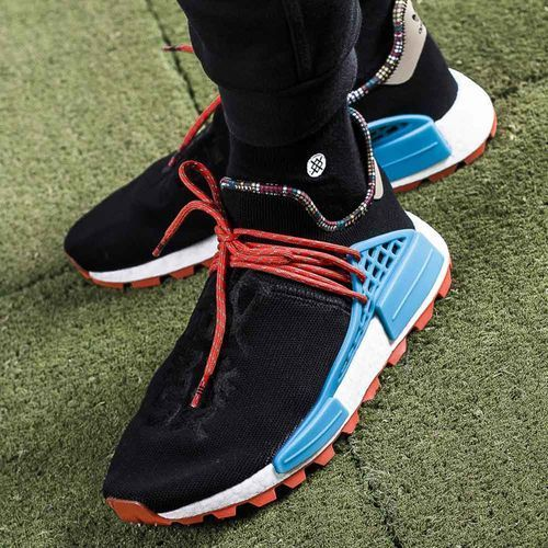 Adidas x pharrell williams solarhu nmd (ee7582)