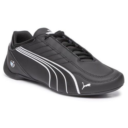 Sneakersy - bmw mms future kart cat 306469 01 puma black/puma white marki Puma