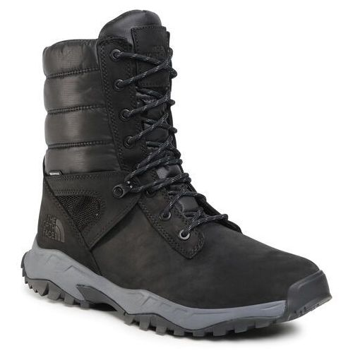 Śniegowce THE NORTH FACE - Thermoball Boot Zip-Up NF0A4OAIKZ21 Tnf Black/Zinc Grey, kolor czarny