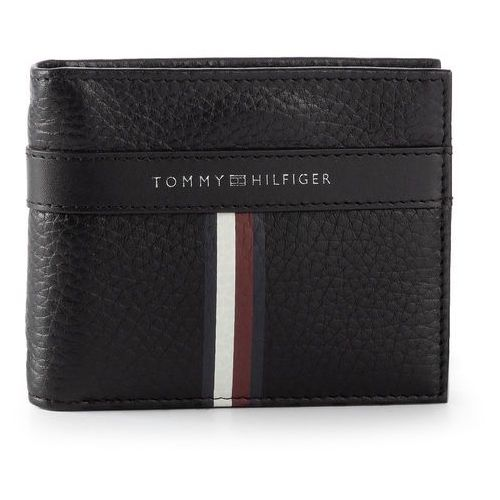 Tommy hilfiger Mały portfel męski - corporate l mini cc money clip am0am04805 002
