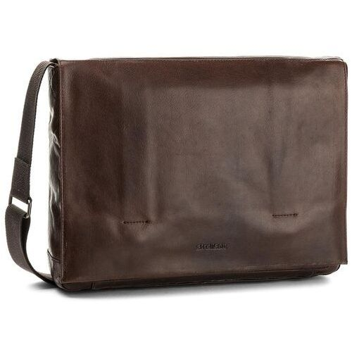Torba na laptopa STRELLSON - Coleman 2.0 4010002311 D. Brown 702